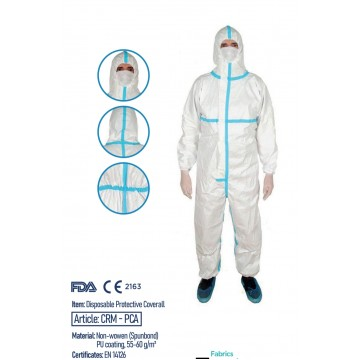 Surgical Protective Coveralls
