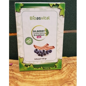 Bioasvital Bilberry Complex Before Breakfast