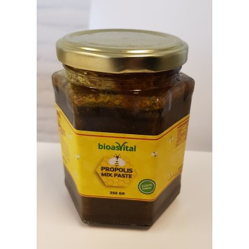 Bioasvital Propolis Mix Paste 250 gr