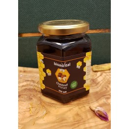 Bioasvital 100% Natural Chesnut Honey 350 gr