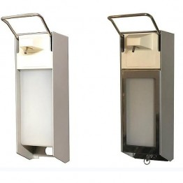 Desinfectie dispenser met elleboog bediening - Disinfectant art. code BSD-1006 - 500 ML