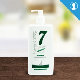 Seven Cure Surfactant Free Natural Shampoo For Men / For Normal Hair