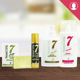 Seven Cure hair care for women