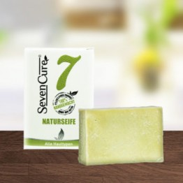 Seven Cure Natural Soap / For All Skin Types