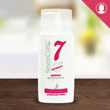 Seven Cure Surfactant Free Natural Shampoo For Women / For Normal Hair