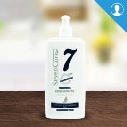Seven Cure Surfactant Free Natural Shampoo For Men / For Oily & Dandruff Hair
